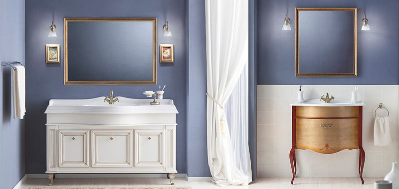 CAPRIGO– российский производитель элитной мебели для ванных комнат