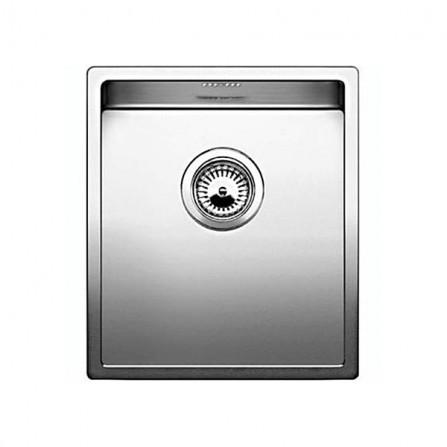Blanco Claron 340-U Мойка 521571 сталь зеркальная