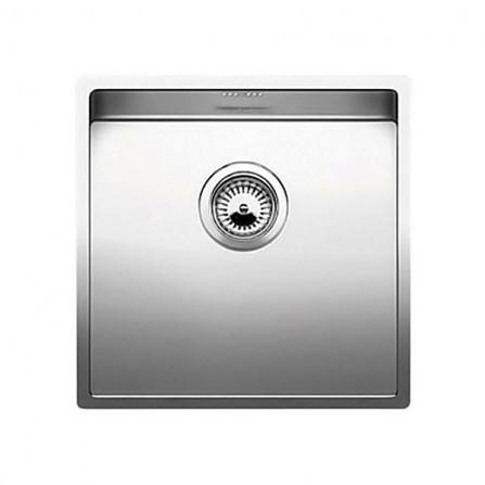 Blanco Claron 400-U Мойка 521573 сталь зеркальная