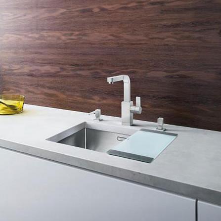 Blanco Claron 450-U Мойка 521575 сталь зеркальная
