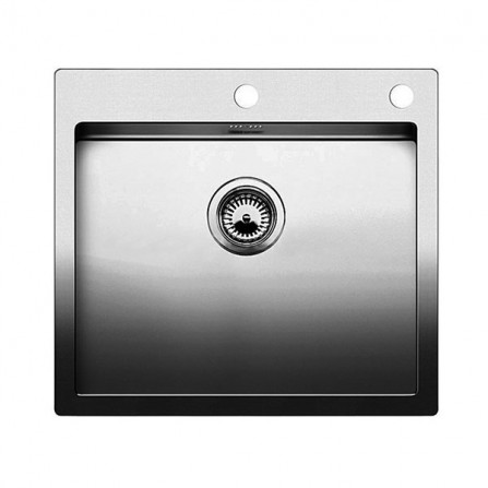 Blanco Claron 550-IF/A Мойка 521639 сталь зеркальная