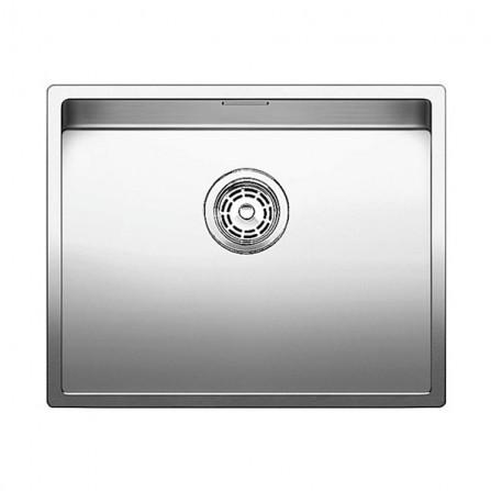 Blanco Claron 500-U Мойка 521577 сталь зеркальная