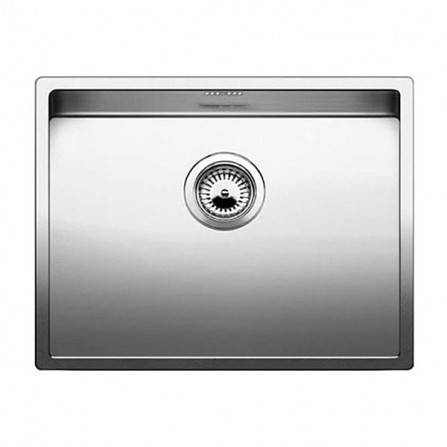Blanco Claron 550-U Мойка 521579 сталь зеркальная