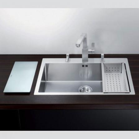Blanco Claron 700-IF/A Мойка 521634 сталь зеркальная
