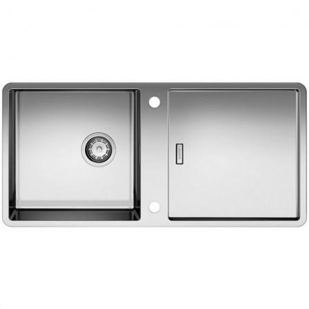 Blanco Jaron XL 6 S-IF Мойка 521666 сталь зеркальная