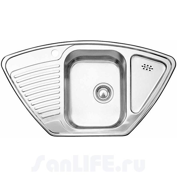 Blanco Tipo 9 E Мойка 511582 сталь матовая