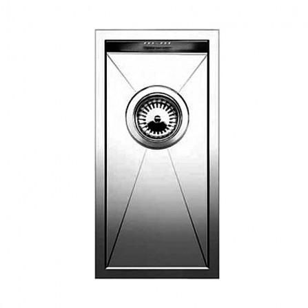 Blanco Zerox 180-U Мойка 521567 сталь зеркальная