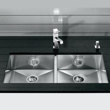 Blanco Zerox 400/400-U Мойка чаша 521620 сталь зеркальная