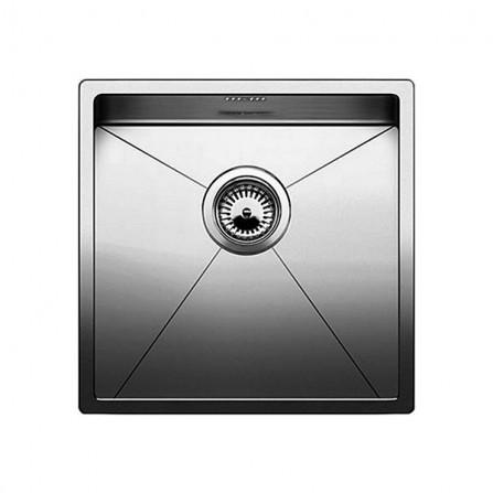 Blanco Zerox 400-U Мойка 521585 сталь зеркальная