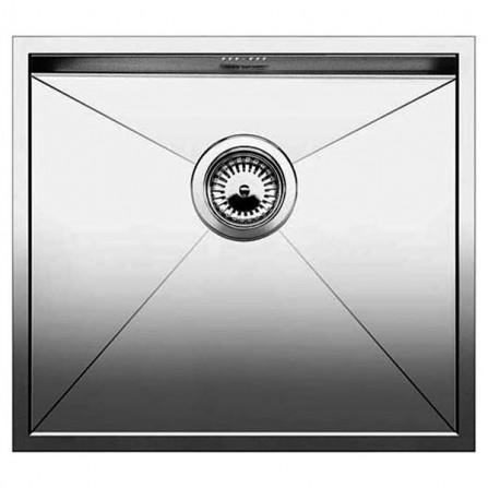 Blanco Zerox 450-IF Мойка 521586 сталь зеркальная