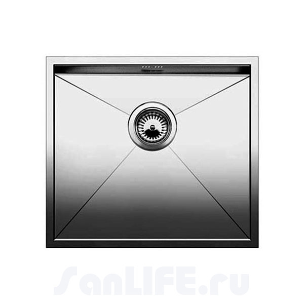 Blanco Zerox 500-U Мойка 521589 сталь зеркальная