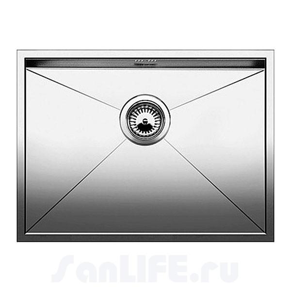 Blanco Zerox 550-U Мойка 521591 сталь зеркальная