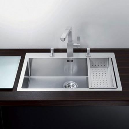 Blanco Zerox 700-IF/A Мойка 521631 сталь зеркальная