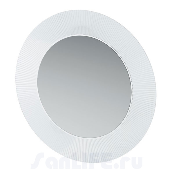 Laufen Kartell by Laufen Зеркало круглое 780 мм 3.8633.1.084.000.1