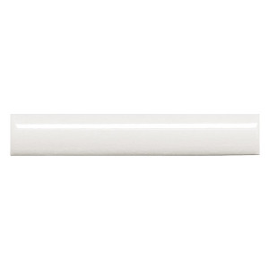 Adex Modernista Barra Lisa C/C Blanco 2,5x15'