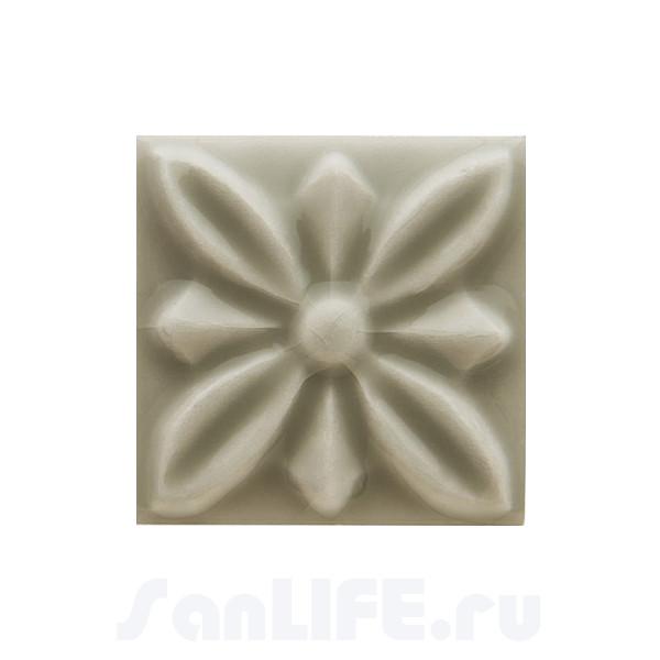 Adex Studio Relieve Flor № 1 Graystone 3x3