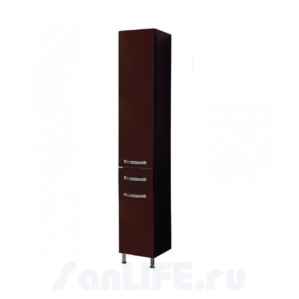 Акватон Ария Н Пенал тёмно-коричневый 1A124303AA430