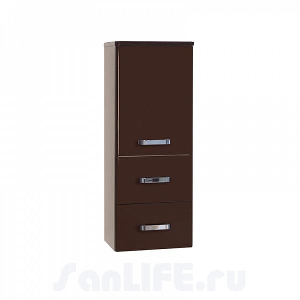 Акватон Америна Пенал тёмно-коричневый 1A137803AM430