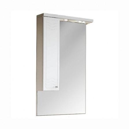 Акватон Домус 65 Зеркало со шкафчиком левое 1A008202DO01L