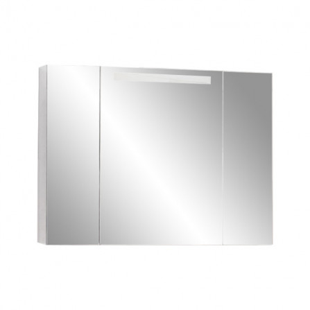 Акватон Мадрид 100 Зеркальный шкаф 1A111602MA010