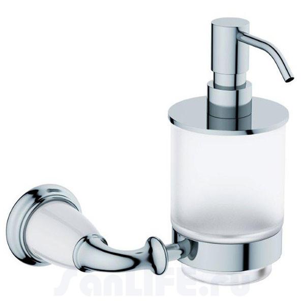 Art&Max Bianchi Дозатор жидкого мыла хром AM-3698AW