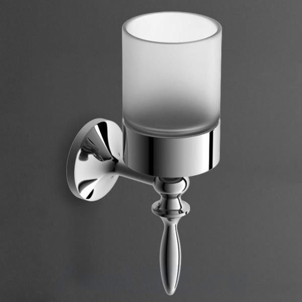 Art&Max Bohemia Стакан одинарный хром AM-4268-Cr