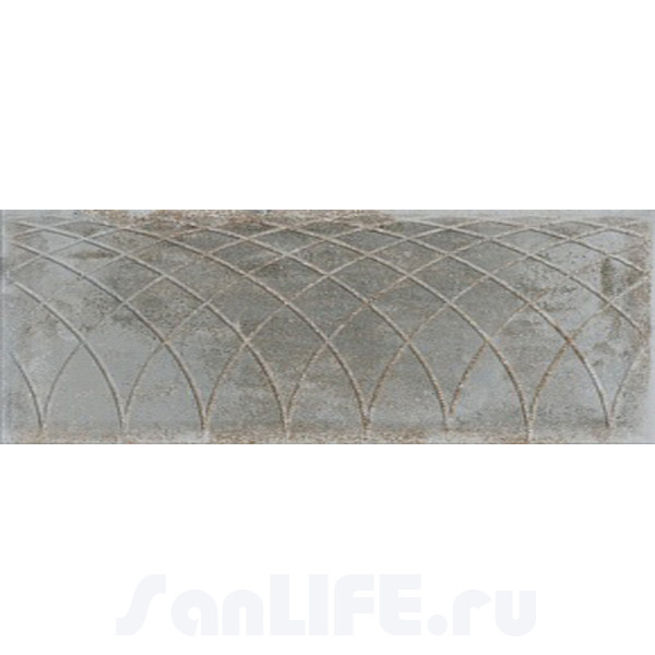 Atlantic Tiles Serra Curves Oxide Iron 45х90