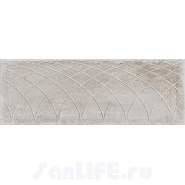 Atlantic Tiles Serra Curves Oxide White 45х90