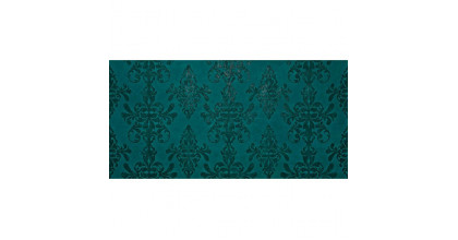 Atlas Concorde Ewall Petroleum Green Damask 40x80
