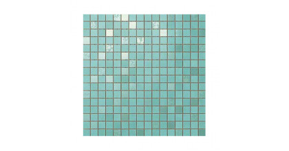 Atlas Concorde Dwell Turquoise Mosaico Q 30,5x30,5