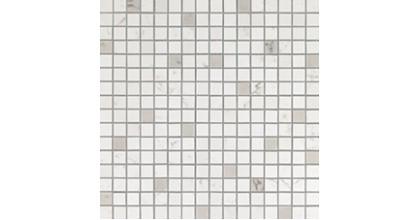Atlas Concorde Marvel Carrara Pure Mosaic Q 30,5х30,5