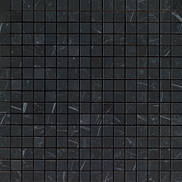 Atlas Concorde Marvel Nero Marquina Mosaic Q 30,5х30,5