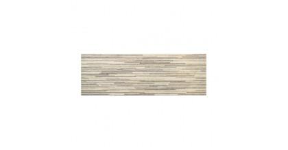 Baldocer Concrete Bone&Noce Decor Lamas Concrete Noce 28x85 Плитка настенная