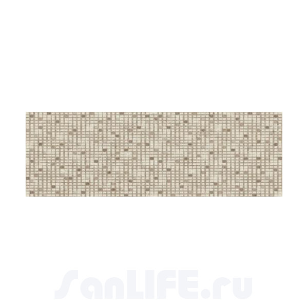 Baldocer Concrete Bone&Noce Decor Onira Bone 28x85 Декор Настенный