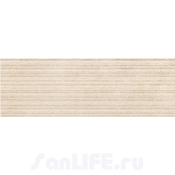 Baldocer Ozone Bone&Taupe Slot Ozone Bone 30x90 Плитка настенная