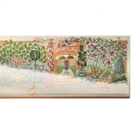 Bardelli Mary Ann 5 Настенная плитка 10х40 см