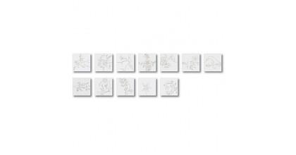 Bardelli Primavera Platinum Настенная плитка 20х20 см