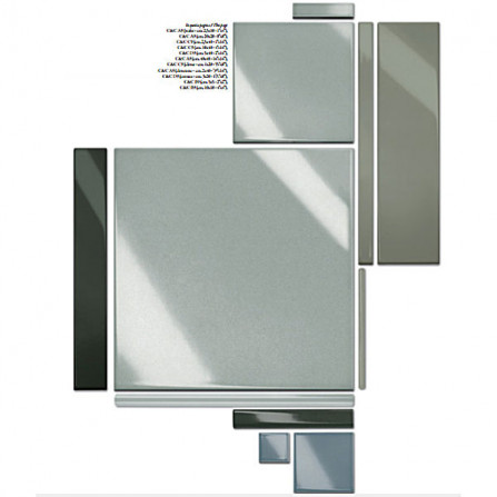 Bardelli Colore&Colore Настенная плитка 10х10 см C&C C9