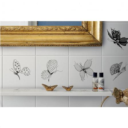 Коллекция Ceramica Bardelli Madama Butterfly