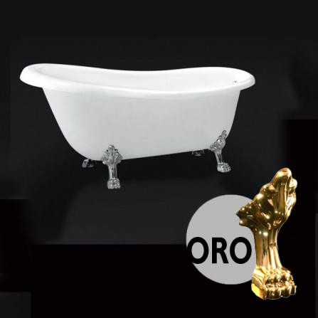 BelBagno BB04 Ванна акриловая 170x80 ORO