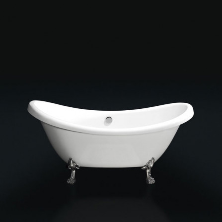 BelBagno BB05 Ванна акриловая 182x75 ORO