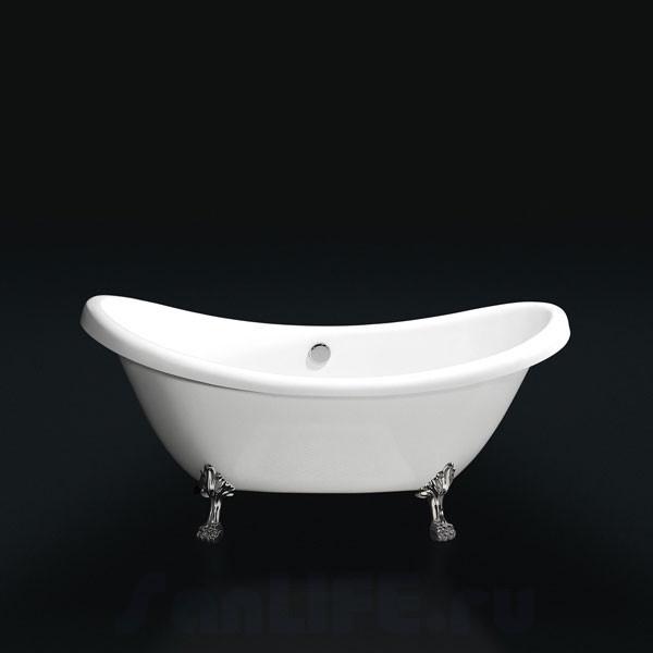 BelBagno BB05 Ванна акриловая 182x75 CRM