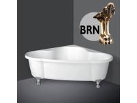 BelBagno Ванна акриловая 150х150 BB07-BRN