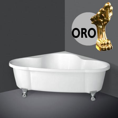 BelBagno BB07 Ванна акриловая 150х150 ORO*