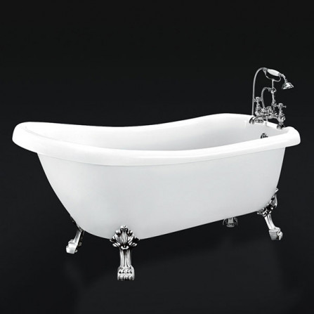 BelBagno BB20-1700 Ванна акриловая 170x73 CRM