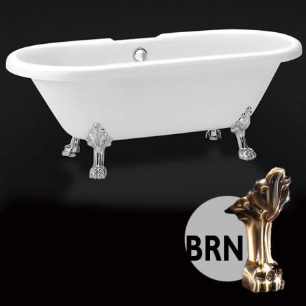 BelBagno BB21 Ванна акриловая 177x80 BRN