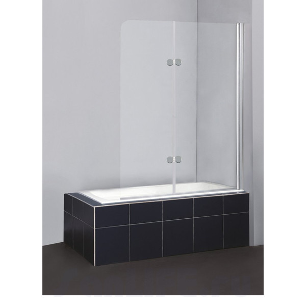 BelBagno Sela V21 L Шторка для ванны 120