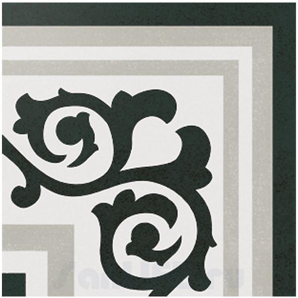Cas Ceramica Anastasia Corner Grey 20x20 Плитка напольная