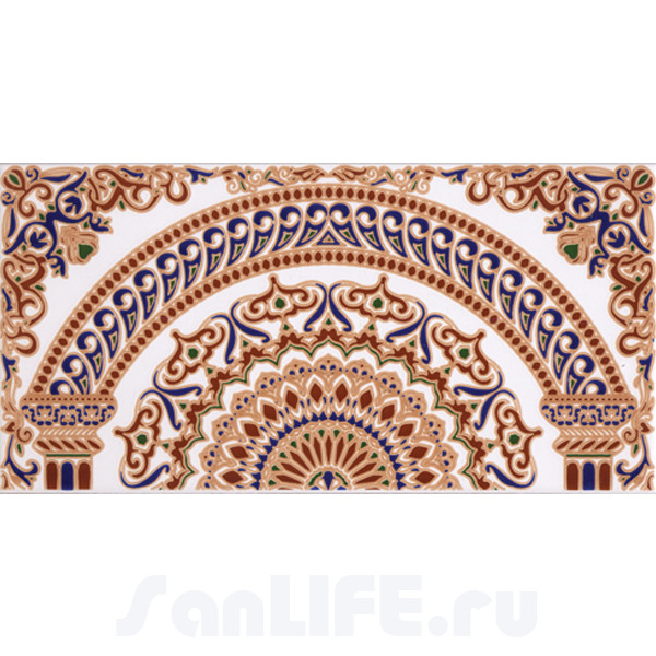 Cas Ceramica Azahar Base 14x28 Плитка настенная