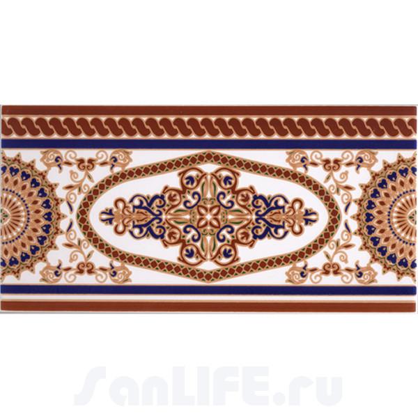 Cas Ceramica Azahar Cenefa 14x28 Плитка настенная